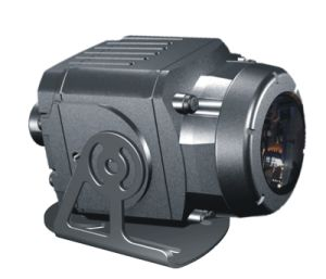 Uncooled 384X288 Analog Miniature Thermal Imaging Camera