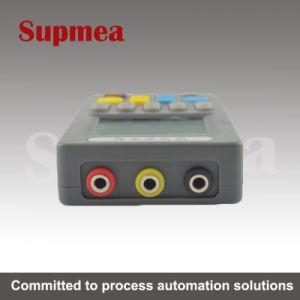 0-10V Output LCD VGA Generator Signals 4-20mA Generator Process Calibrator Signal Positioner PLC Valve pictures & photos