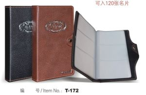 Business Card Book (T-172)