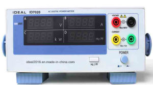 Alarm Function 2-600V AC Power Meter for Analyzer