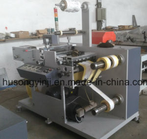 Plain Label Rotary Die Cutting Machine with Slitter pictures & photos