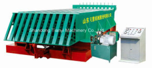 Lightweight Concrete/ MGO Hollow Wall Panel Forming Machine pictures & photos