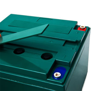 Xupai Lawn Mower Battery 12V28ah (CE, ISO9001, ISO14001)