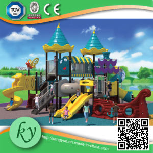 New Design Pirate Ship Outdoor Playground (KY-10242)