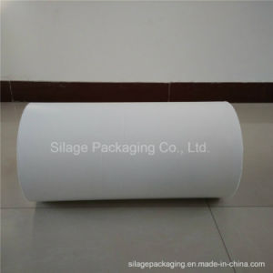 White Color Silage Wrap Film for Round Bales pictures & photos