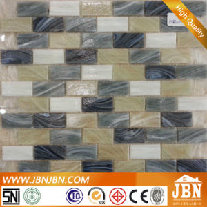 Garden and Balcony Exterior Wall Melting Glass Mosaic (H455009) pictures & photos