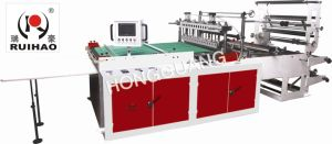 Four Lines Bag Machine / Bag Forming Machine/ Vest Bag Making Machine (SHXJ-A) pictures & photos