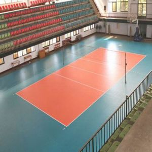 Professional Volleyball Sport Flooring with Cheap Price pictures & photos