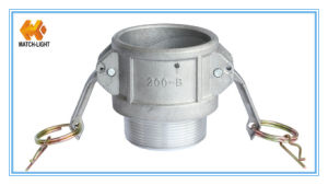 Stainless Steel Male NPT Threaded Cam and Groove Coupling pictures & photos