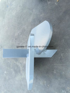 Single Helix Socket Drive Screw Anchor pictures & photos