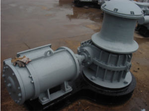 Marine Vertical Type Hydraulic Mooring Capstan pictures & photos
