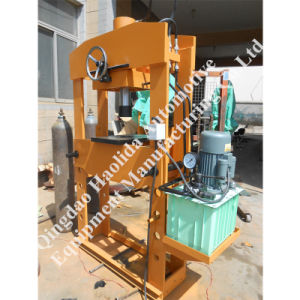 Electric Hydraulic Oil Press Machine 50/63/100/150/200t pictures & photos