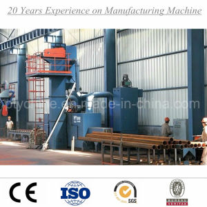 Steel Pipe Descaling Machine Cleaning Machine Abrator Manufacturer pictures & photos