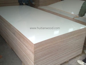 High Grade HPL Fancy Furniture Fire-Proof Plywood for Decoration and Kitchen pictures & photos
