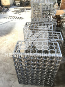 High Nickel and Chrome Alloy Cast Stackable Baskets pictures & photos