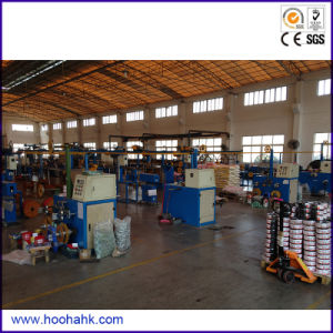 Wire Cable Sheathing Extruder Machine pictures & photos