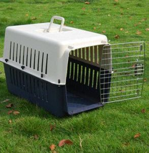 Heavy-Duty PP Plastic Pet Carrier pictures & photos