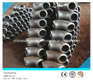 Seamless Pipe Fittings Long Radius 90 Degree JIS B2311 Elbows pictures & photos
