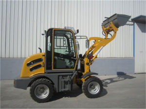 Yn910h Mini Loader Euro 3 Engine pictures & photos