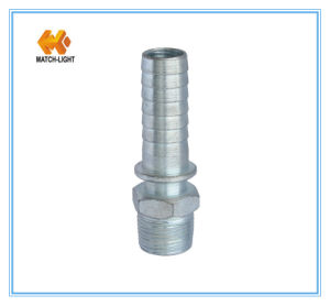 Carbon Steel Male NPT Thread Ground Joint Hose Couplings pictures & photos