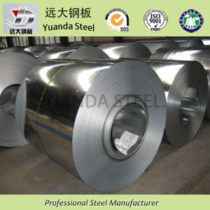 Zinc Coated Galvanized Steel Plate for Construction