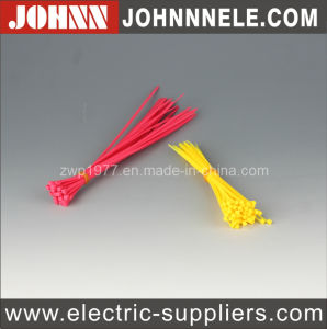Nylon66 Cable Insulating Ties Nylon Cable Ties pictures & photos