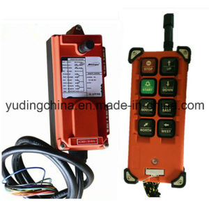 up to 100m Industrial Wireless Radio Remote Control F21-6s pictures & photos
