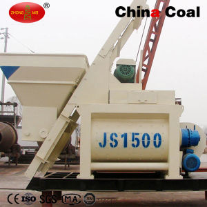 Js1500/ 2000 Small Twin Shaft Mixer pictures & photos