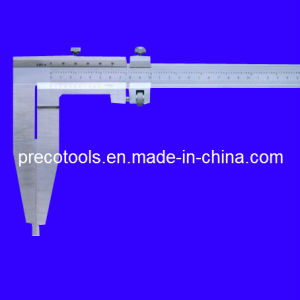 Precision Heavy Duty Vernier Caliper (up to 5000mm) pictures & photos
