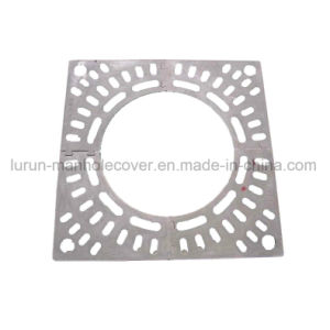 En124 Hot Sale BMC Materials Tree Grates Manhole Cover pictures & photos