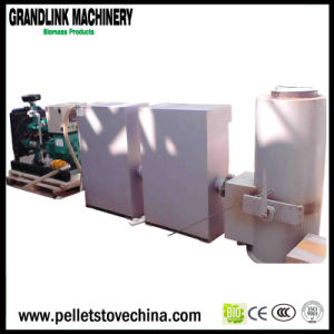 Grandlink Wood Chips Gasifier Generator Unit for Sale pictures & photos