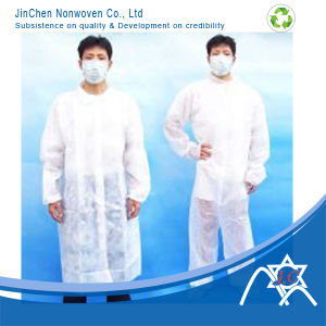 PP Spundonded Nonwoven for Surgical Gown pictures & photos