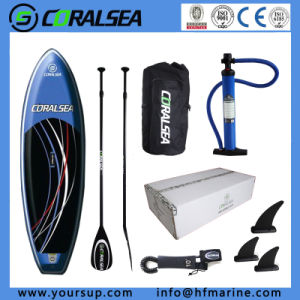 """PVC/PVC Material/EVA/EVA Material/PVC Drop Stitch Paddle Boards for Sale (Wing8′5"""") pictures & photos"""