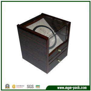 Handmade Luxury Automatic Wooden Watch Winder pictures & photos