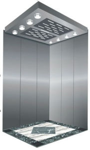 FUJI Zy Small Machine Room Passenger Elevator with China Factory Supplier pictures & photos