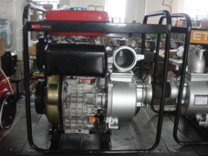 "4"" Most Fuel Efficien Diesel Water Pump (Big Tank) pictures & photos"