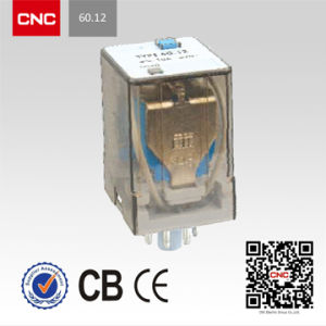 60.12 Type Cncmini Electromagnetic Relay pictures & photos