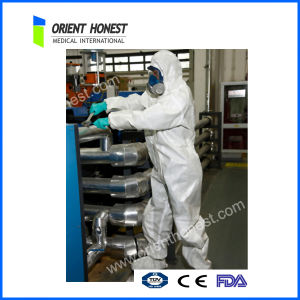 Cheap Price Comfortable Wearing Disposable Workwear Coverall