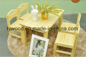 Drawing Table and Chairs for Children pictures & photos