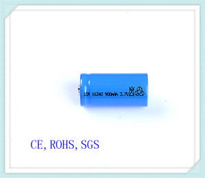 Li-ion Battery, Icr 16340 Battery, Rechargeable Battery, for Electronic Cigarette, Electronic Toys, Flashlight Li Ion Battery