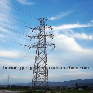 110kv Single Circuit Steel Towers