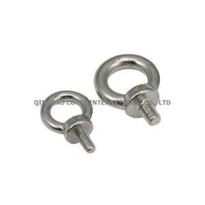 DIN580 Eyebolt Stainless Steel Eyebolt pictures & photos