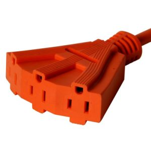 Us 3-Pin Extension Cord (AL-05) pictures & photos