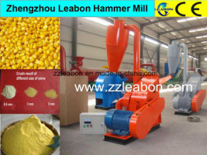 Food Factory and Feed Pellet Factory Used Corn Hammer Mill pictures & photos