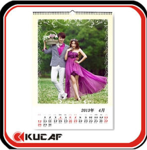 Standard Size of Wall Calendars pictures & photos