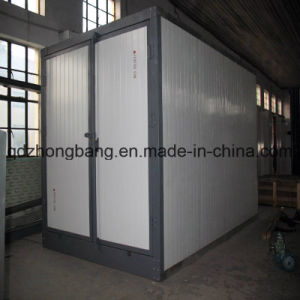 Hot Sell Electric Powder Coating Oven with Electric Heating Tube pictures & photos