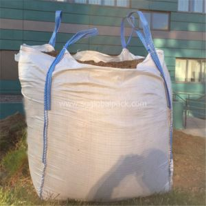 Wholesale 1 Ton PP Big Bag for Packaging Soil pictures & photos