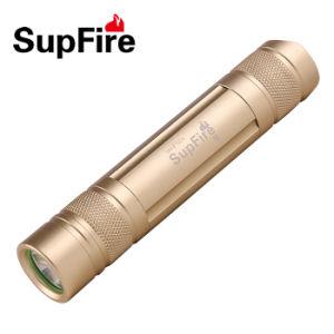 3 Colors Self Defense Powerful LED Gift Flashlight Mini S5