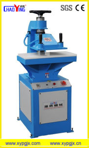 Xyj-2/10 Leather Die Cutting Press Machine, Hydraulic Swing Arm Cutting Machine pictures & photos