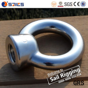 Stainless Steel SS Eye Nut SS304/316 pictures & photos
